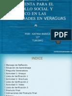Agroturismo Como Herramienta Para El Desarrollo Social y Economico en Las Comunidades en Veraguas