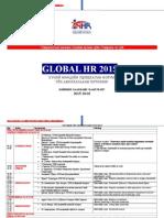 GLOBAL HR FORUM-2015