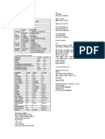 Formulario Estatica