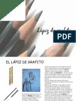 1.Lápiz de Grafito