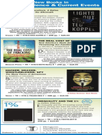 Random House Ad in October 16th Issue of The Chronicle Review