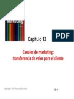 Marketing Cap 12 Kotler