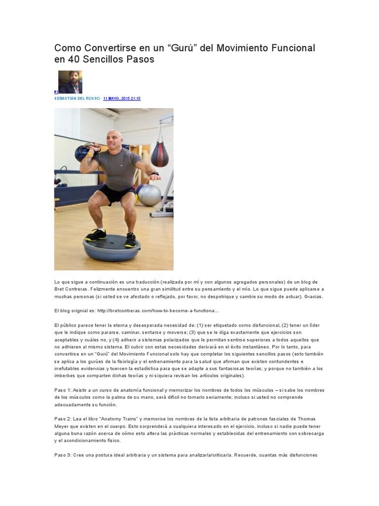Contemporáneo Tom Myers Vías Anatómicas Cursos Imagen - Anatomía de ...