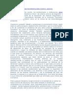 Manifiesto Por Una Psicopatologia Clinica