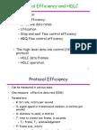 Notes06-EfficiencyHDLC