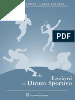 Diritto sportivo  liotta santoro