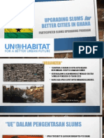Upgrading Slums for Ghana