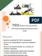 TRX Force Tactical Kit