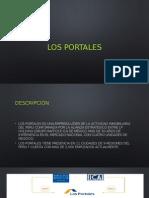 Los Portales Final clima organizacional