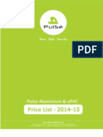 MLP Pulse Aluminium & UPVC w.e.f Nov 2014-Line2