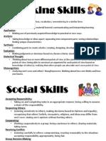 transdiciplinary skills