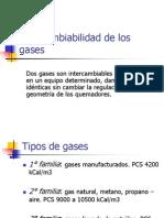 11-Intercambiabilidad de Los Gases