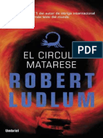 Ludlum Robert - El Circulo Matarese