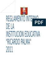 REGLAMENTO 2010