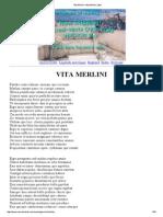 Vita Merlini_ Vita Merlini_ Latin