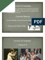 Conceito de Qualidade PDF