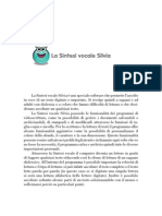 Dislessia Evolutiva - Guida Alla Sintesi Vocale Silvia (Manuale)