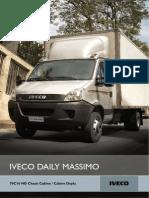 Chassi Cabine Mssimo - Daily_tecnico_Massimo