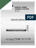 Samsung HT P10 Manual