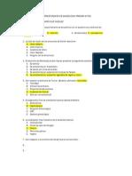 Copia de Copia de El 1er Examen de Gineco Primera Mitad