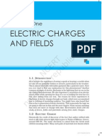 Electric charge and electric field|class 12th|