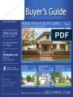 Coldwell Banker Olympia Real Estate Buyers Guide October 3rd 2015