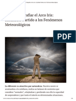 Cómo Fotografiar El Arco Iris_ Sacándole Partido a Los Fenómenos Meteorológicos