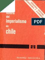 Historia Del Imperialismo en Chile. Ramírez Necochea