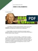 Zinn, Howard - El Genocidio Colombino