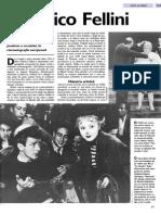 Federico Fellini - Arta Si Omul