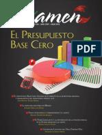 2193 Revista Examen. Presupuesto Base Cero 2. Dr. Flores