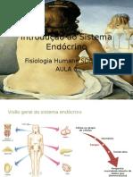 Aula 6 Fisiologia Endócrino