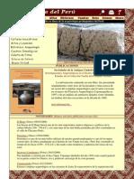 Arqueología Del Perú