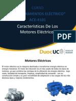Ace-4101_clase Nº2_caracteristicas de Los Motores Electricos