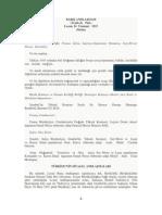 Lozan Barıs Antlaşmasının Tam Metni