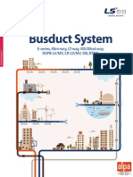 Busduct Catalogue