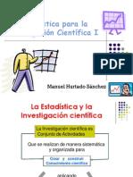 Estadistica Para La Investigacion Cientifica i Mhs