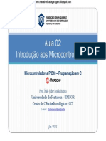 Introdução Aos Microcontroladores