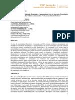 Estudo de Viabilidade Econômico-Financeira do Uso de Inovação Tecnológica em Empreendimentos Imobiliários Residenciais Verticais no Distrito Federal