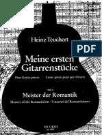 Meister Der Romantik-Teuchert