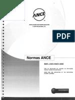 NMX-J-603-ANCE