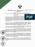Resolucion Contraloria 273-2014-CG Normas Generales de Control Gubernamental (1)