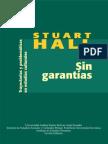 Stuart Hall - Sin garantias.pdf