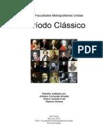Trabalho Sobre Classicismo