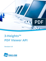 PDF Viewer API