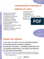 Programacion Orientada a Objetos en Java