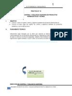 REGISTRO DE CONTROL Y VIGILANCIA SANITARIA DE PRODUCTOS FARMACEUTICOS Y AFINES.