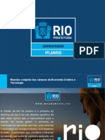 Apresentação Domínio Rio