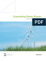 Expanding Green Power - A New Business Model