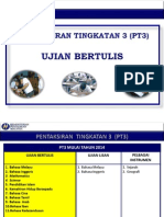 Pt3_pengoperasian Ujian Bertulis